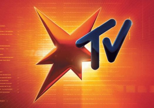 Stern – TV Moderationskarte